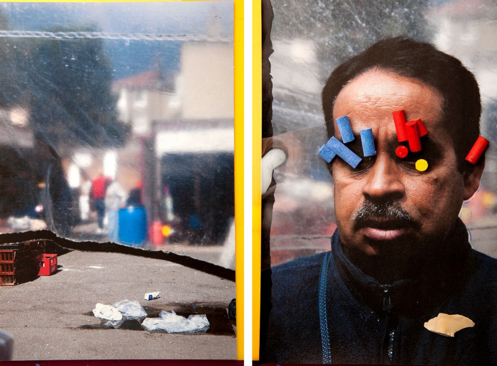 "Gimoire-C Magazine | Photo artist, Lorenzo Vitturi's series,  ""Dalston Anatomy"""
