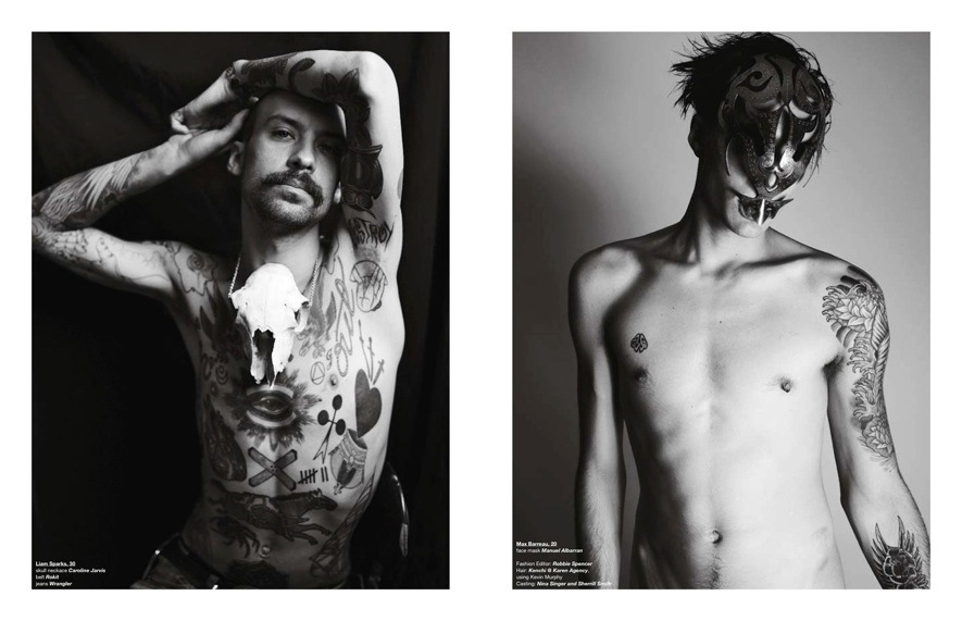 Grimoire-C Magazine |  Photographer dancian de facto: