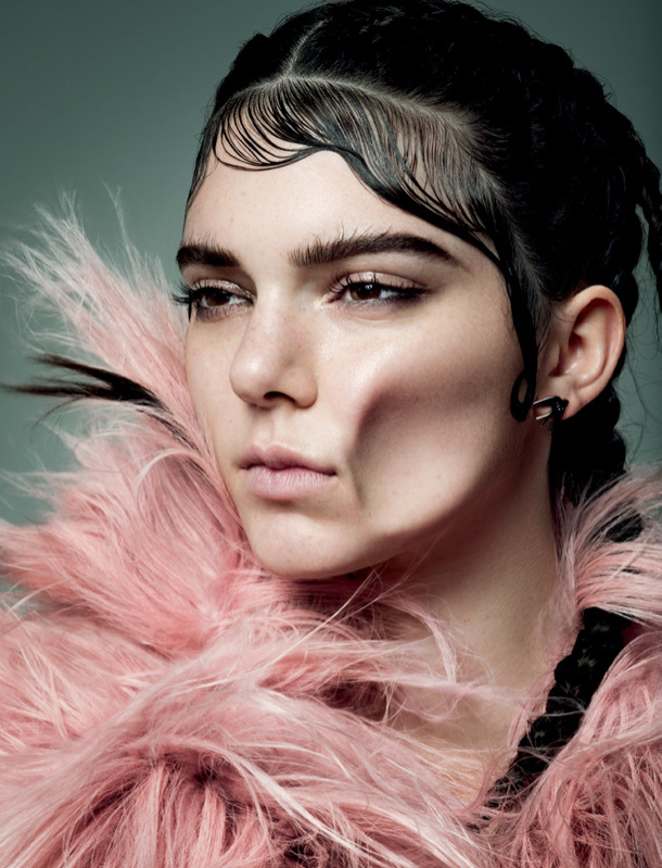 Weirdo mag. Magazine, Photographer | Beauty, In the eye of the beholder | Phil Poynter