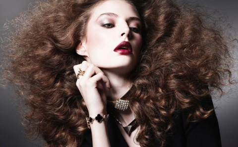 Almighty Magazine Hair with Christoph Hasenbein