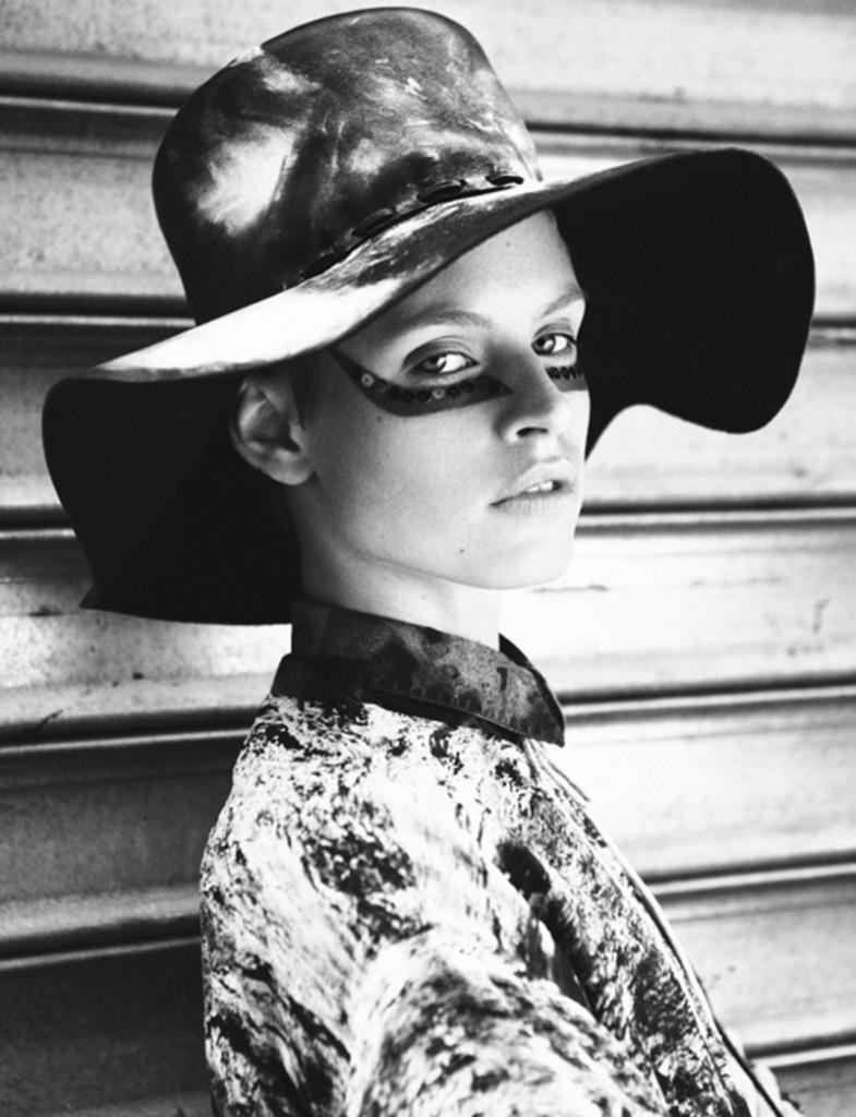 Pretty Tough Magazine, Stylist that Rock | Ellen AF Geijerstam