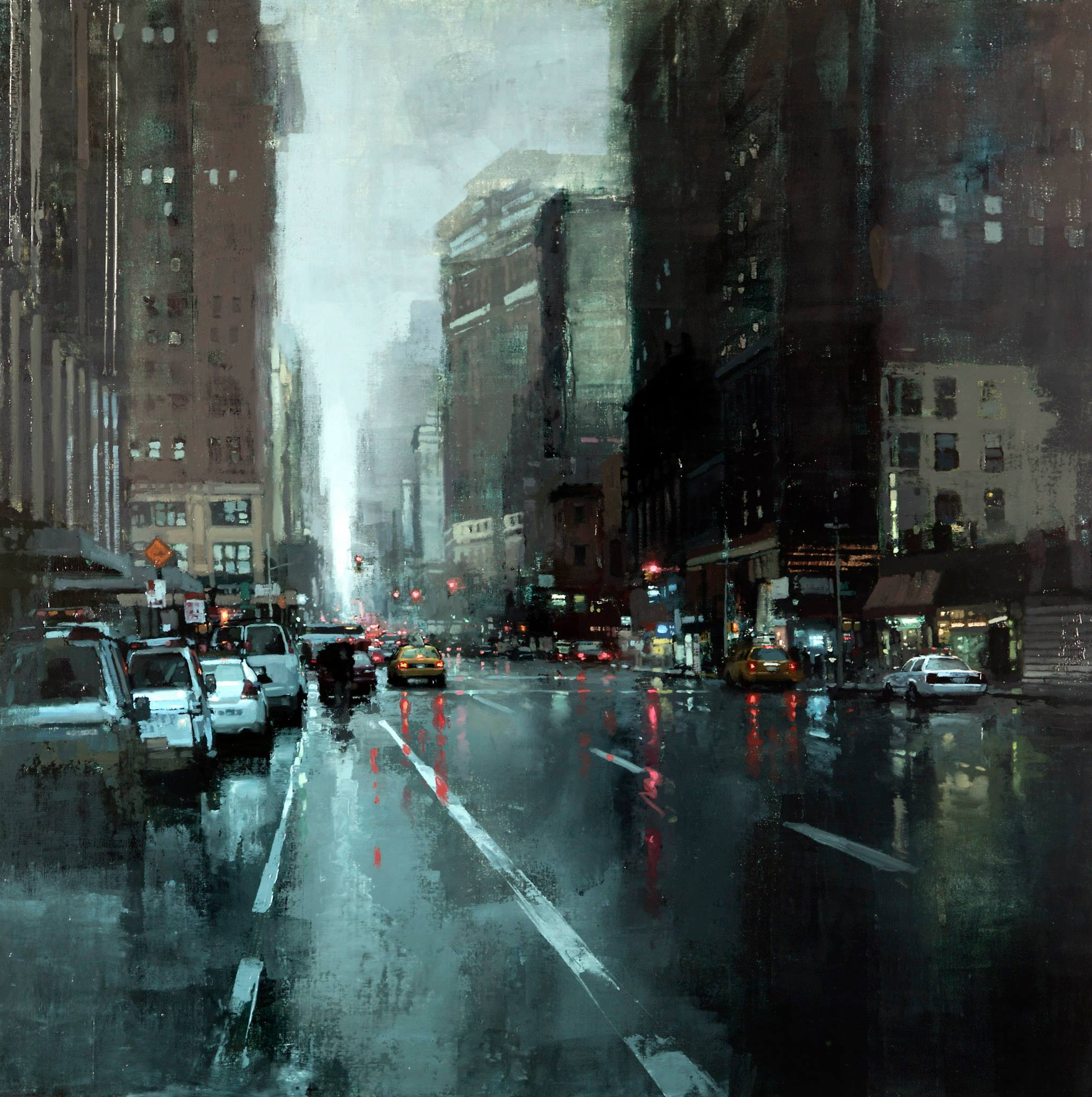 Grimoire-C Magazine, Artists JEREMY MANN