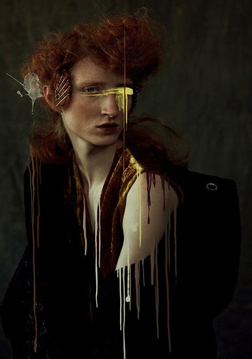 Grimoire-C Magazine, Photographers KIKI XUE