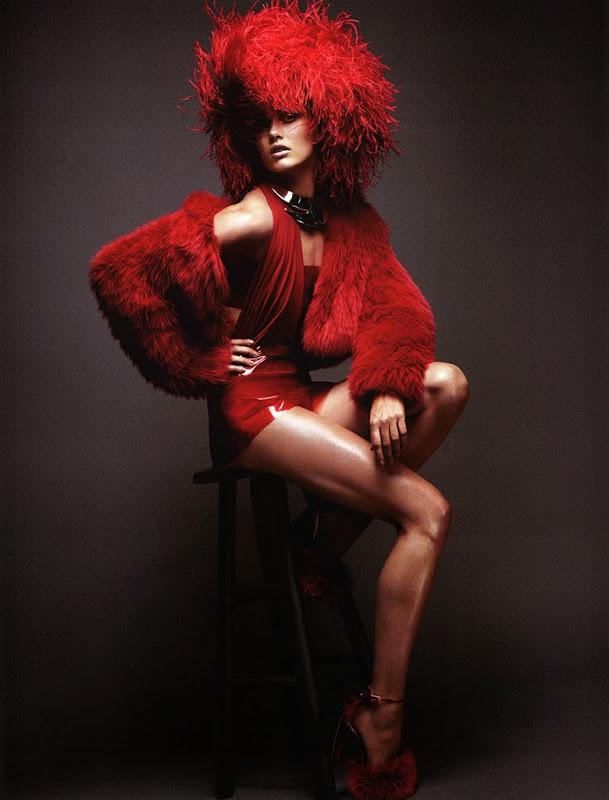 Grimoire-C Magazine Stylist Elizabeth