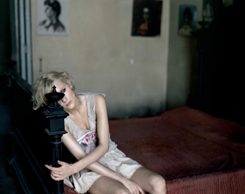 Grimoire-C Magazine, Photographers HELENA CHRISTENSEN