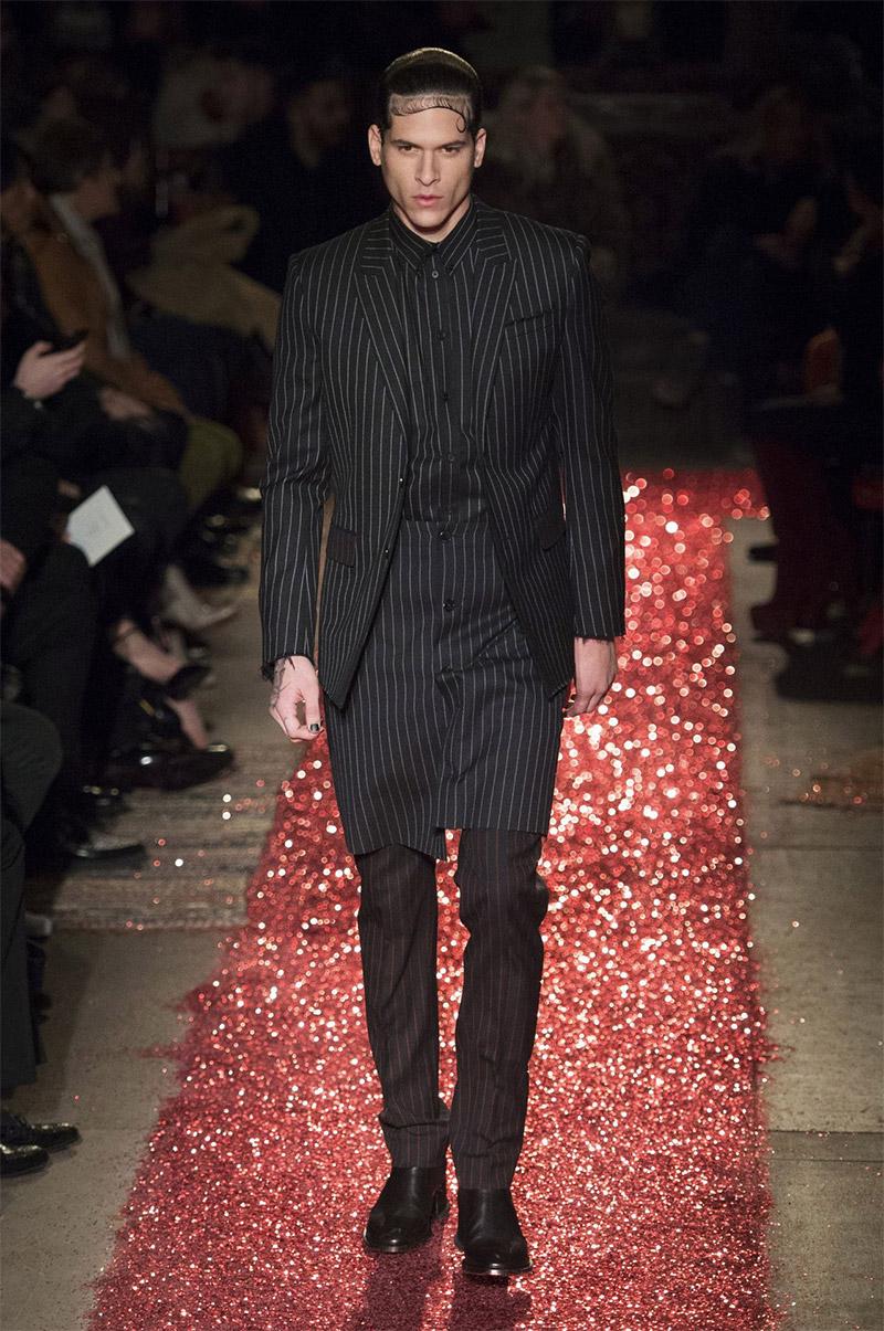Helix Magazine, Designers Givenchy Fall/Winter 2015 by Ricardo Tisci