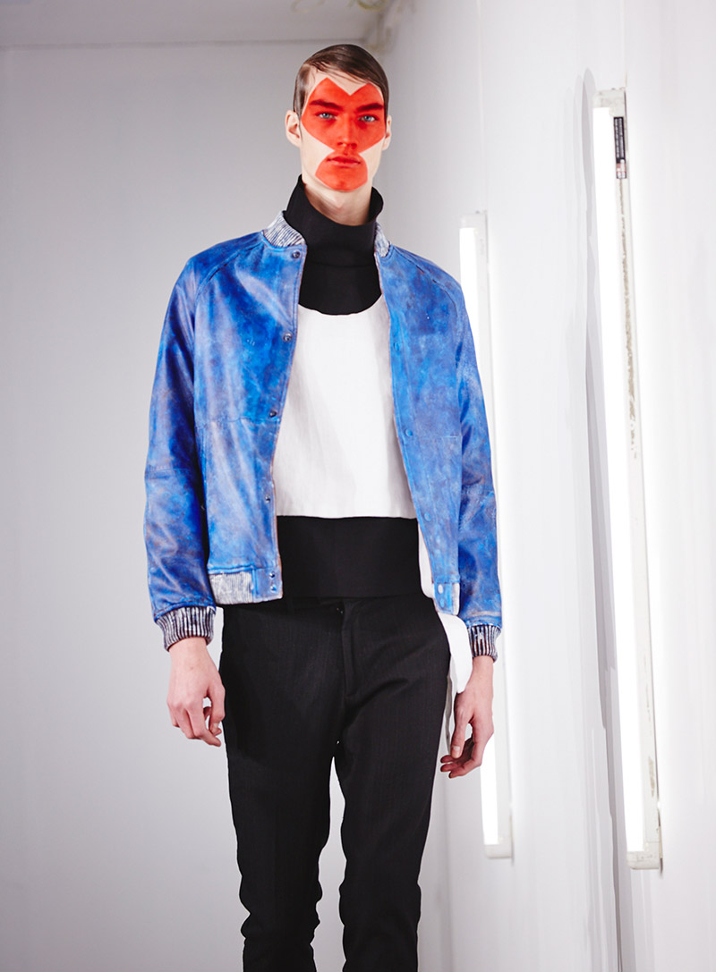 HELIX MAGAZINE, DESIGNERS Erïk Bjerkesjö Fall/Winter 2015