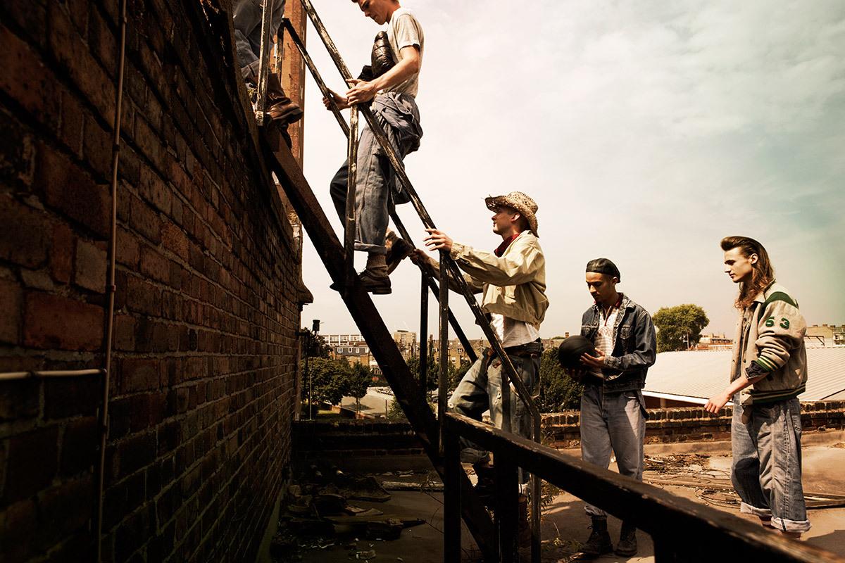 Pretty Tough Magazine, Photographers ERIC FRIDEEN