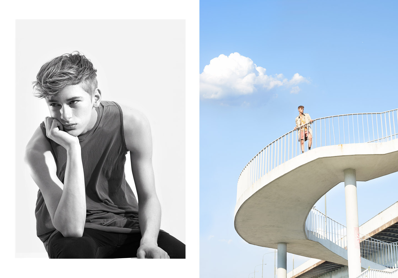 Pretty Tough Magazine, Photographers Magda Wunsche & Aga Samsel