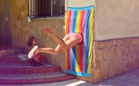 Weirdo mag. Magazine, Photographers Dimitri Daniloff