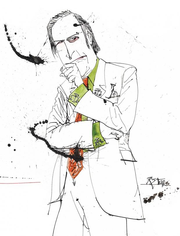Weirdo mag. Magazine illustrators RALF STEADMAN-