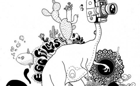 Weirdo mag. Magazine, illustrators johan de lange