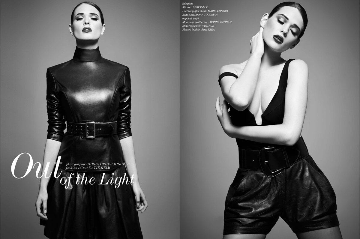 Almighty Magazine, Makeup Artists TANYA DEJESUS