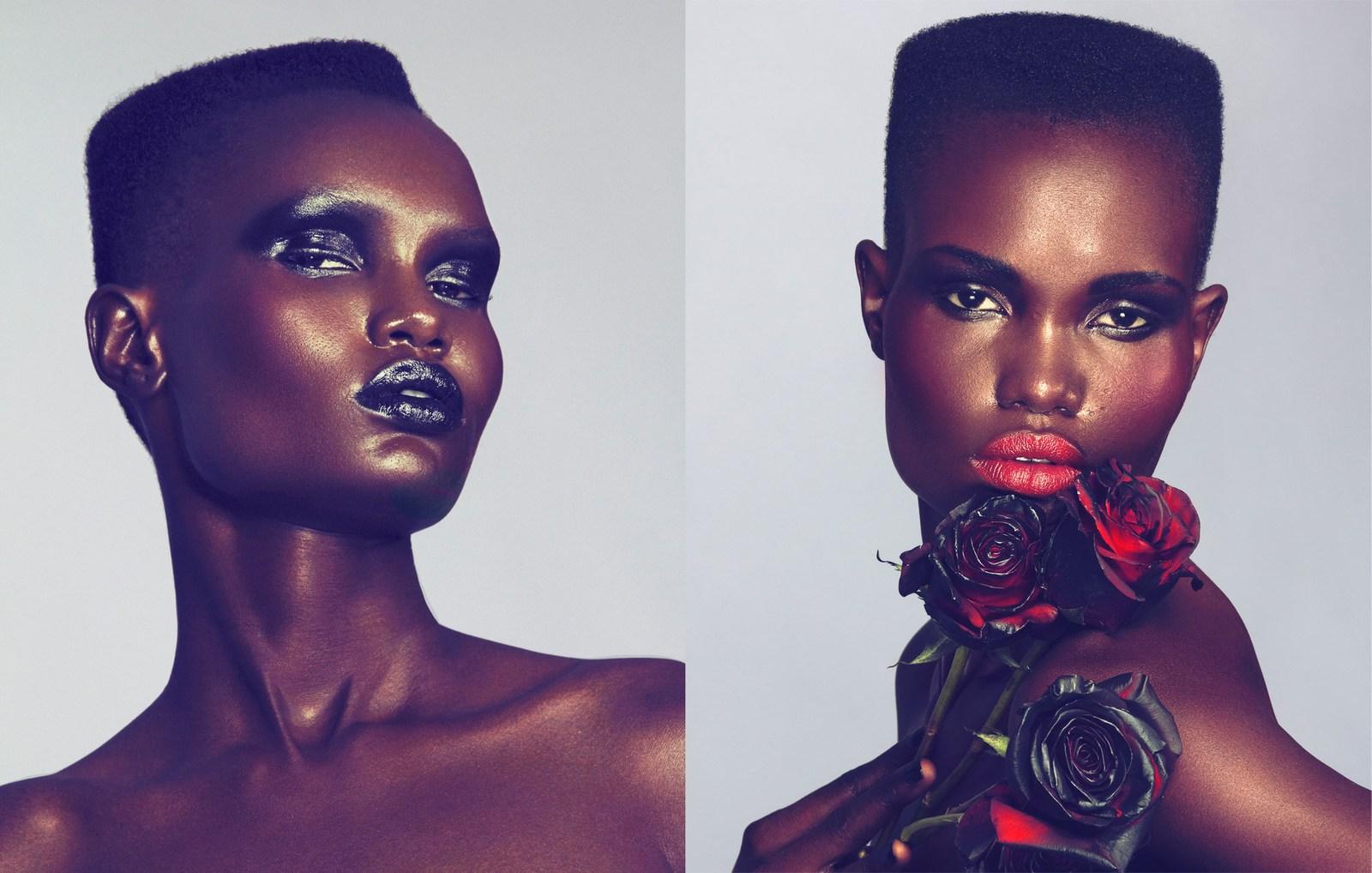 Almighty Magazine, Makeup Artists TANYA DE JESUS