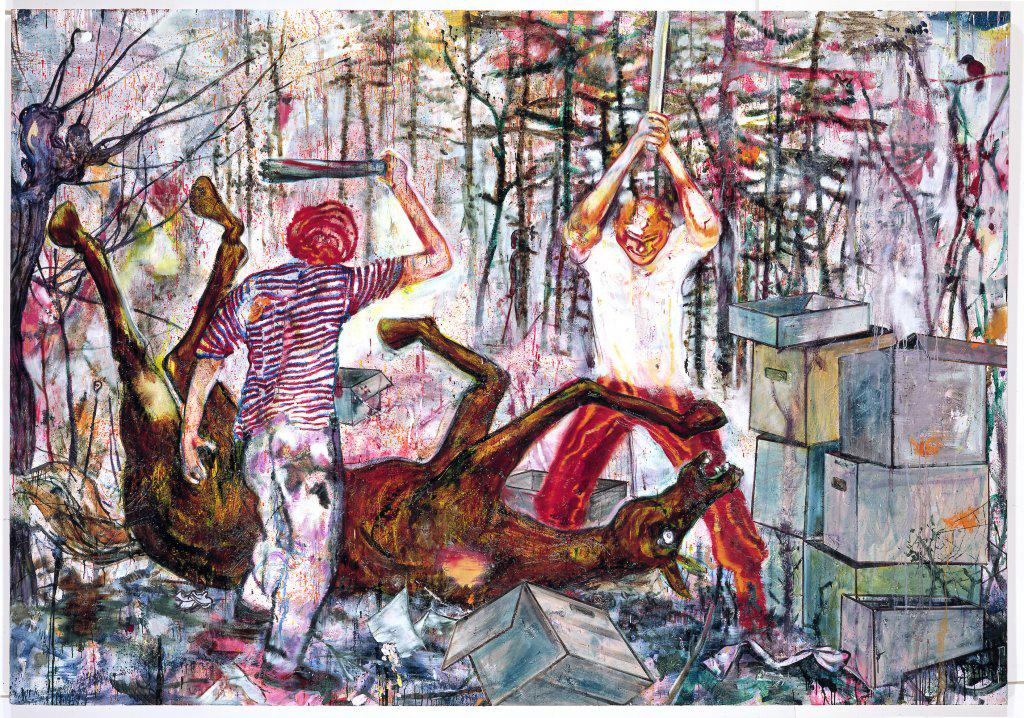 Grimoire-C Magazine, Artists DANIEL RICHTER
