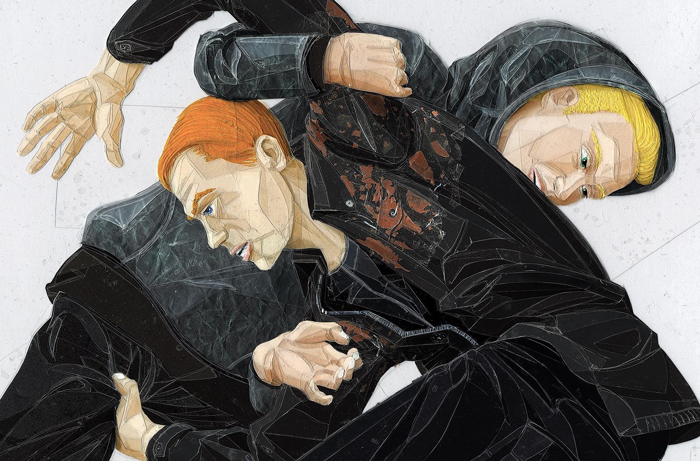 Grimoire-C Magazine, Artists/illustrators HERR MUELLER