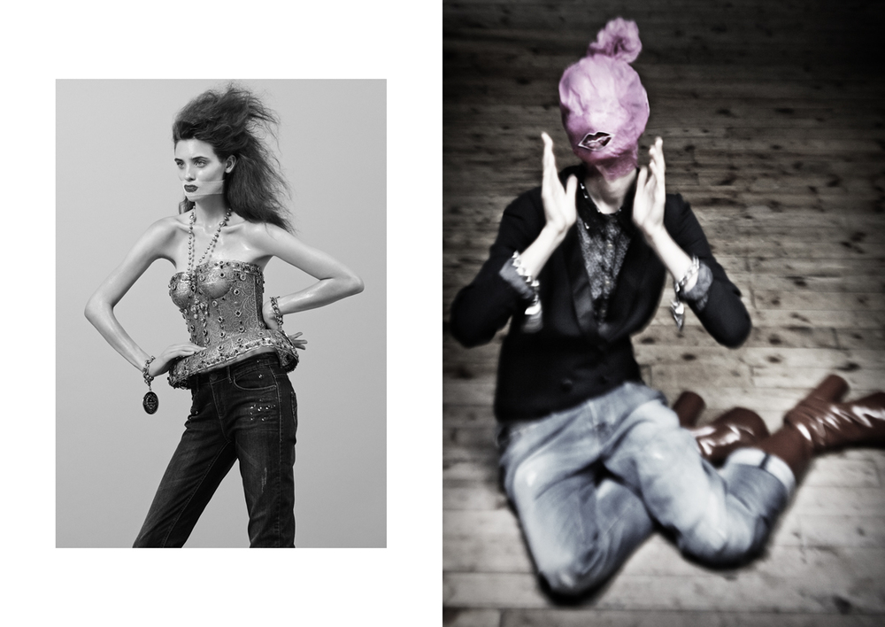 Grimoire-C Magazine, Photographers David Dunan