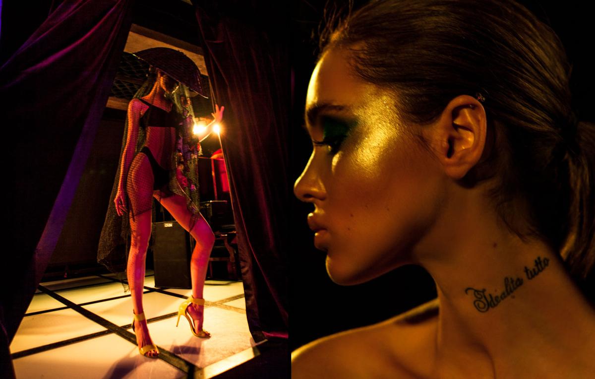 Grimoire-C Magazine, Photographers Jurij Treskow -