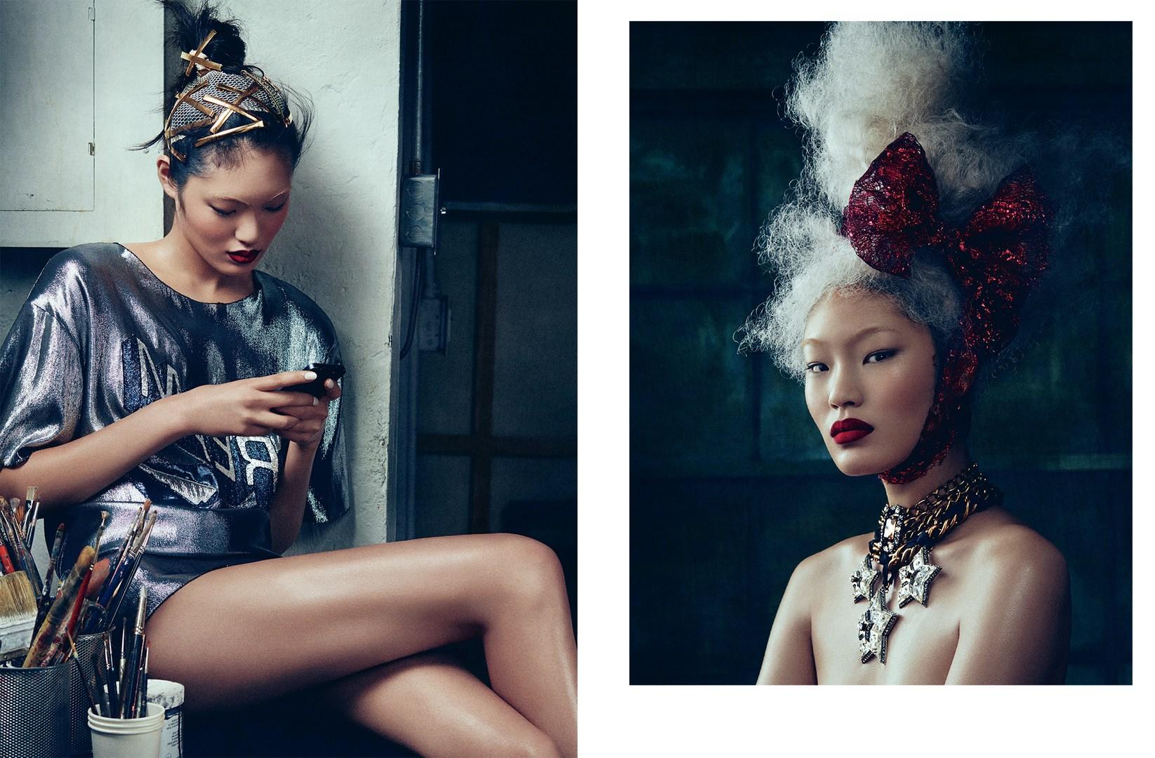 Grimoire-C Magazine, Photographers  MICHAEL SCHWARTZ