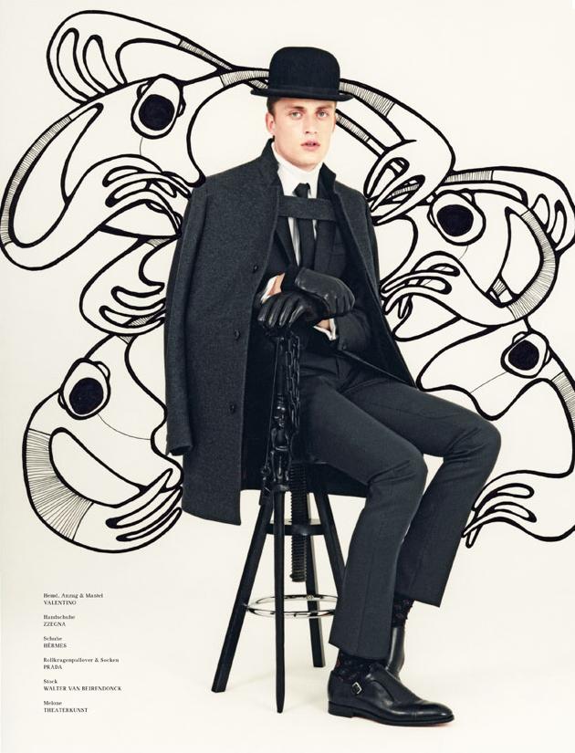 Grimoire-C Magazine, Photographers ROMAN GOEBEL