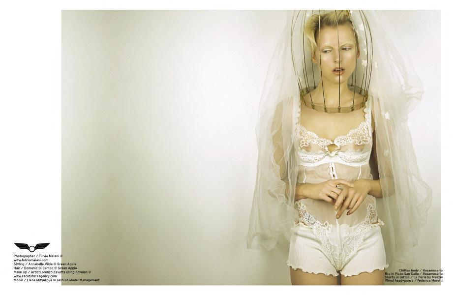 Grimoire-C Magazine, Stylists ANNABELLE VILDA