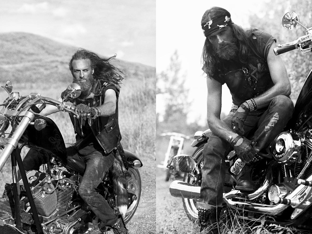 Helix Magazine, Photographers MARTIN RONDEAU