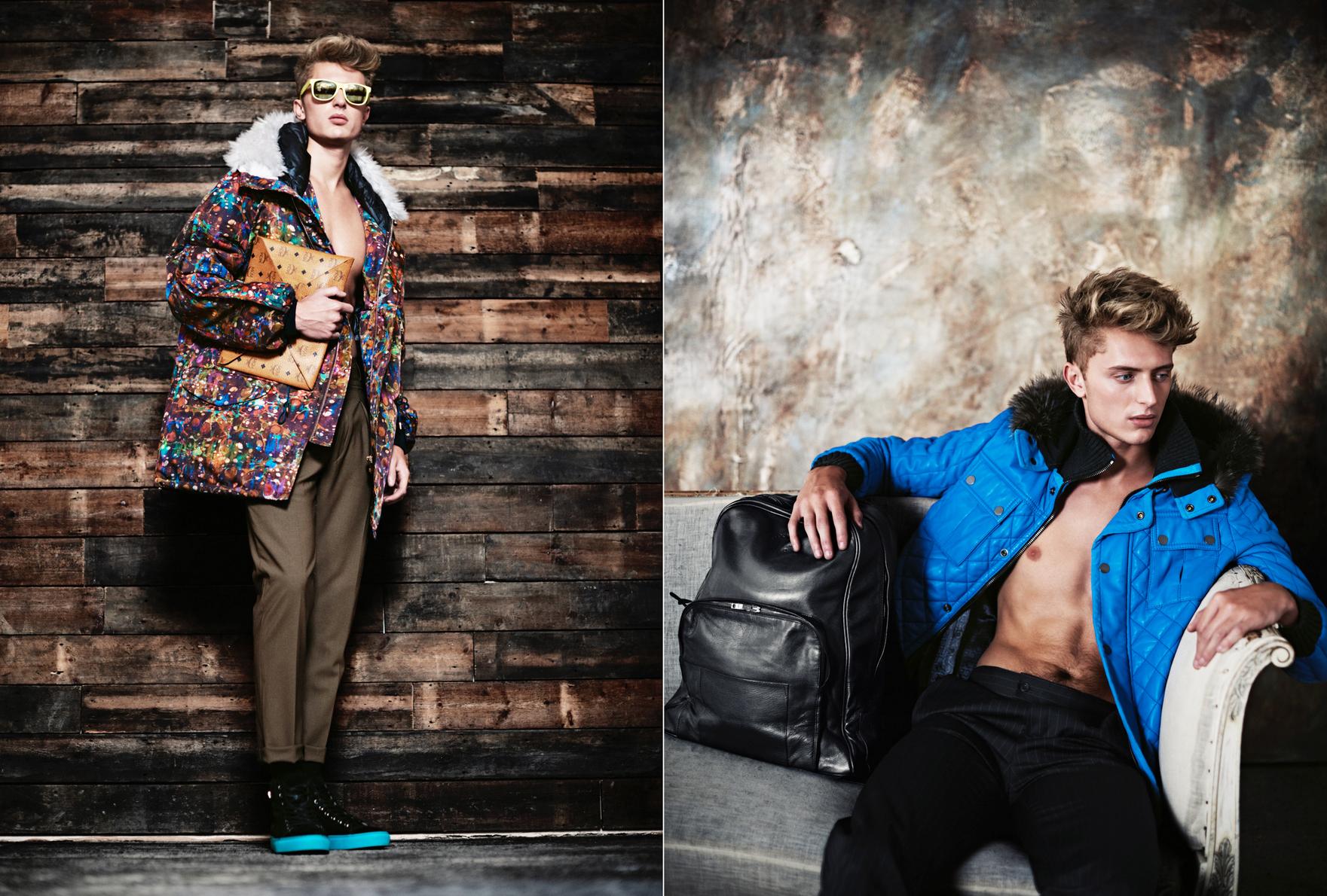 Helix Magazine, Photographers SIMON LIPMAN