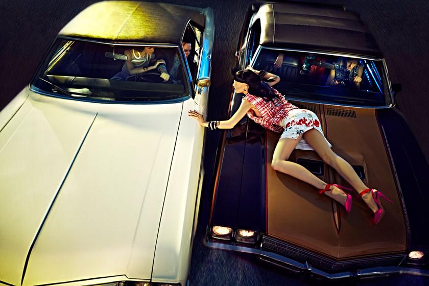 Pretty Tough Magazine, Photographers FRANCESCO CARROZZINI