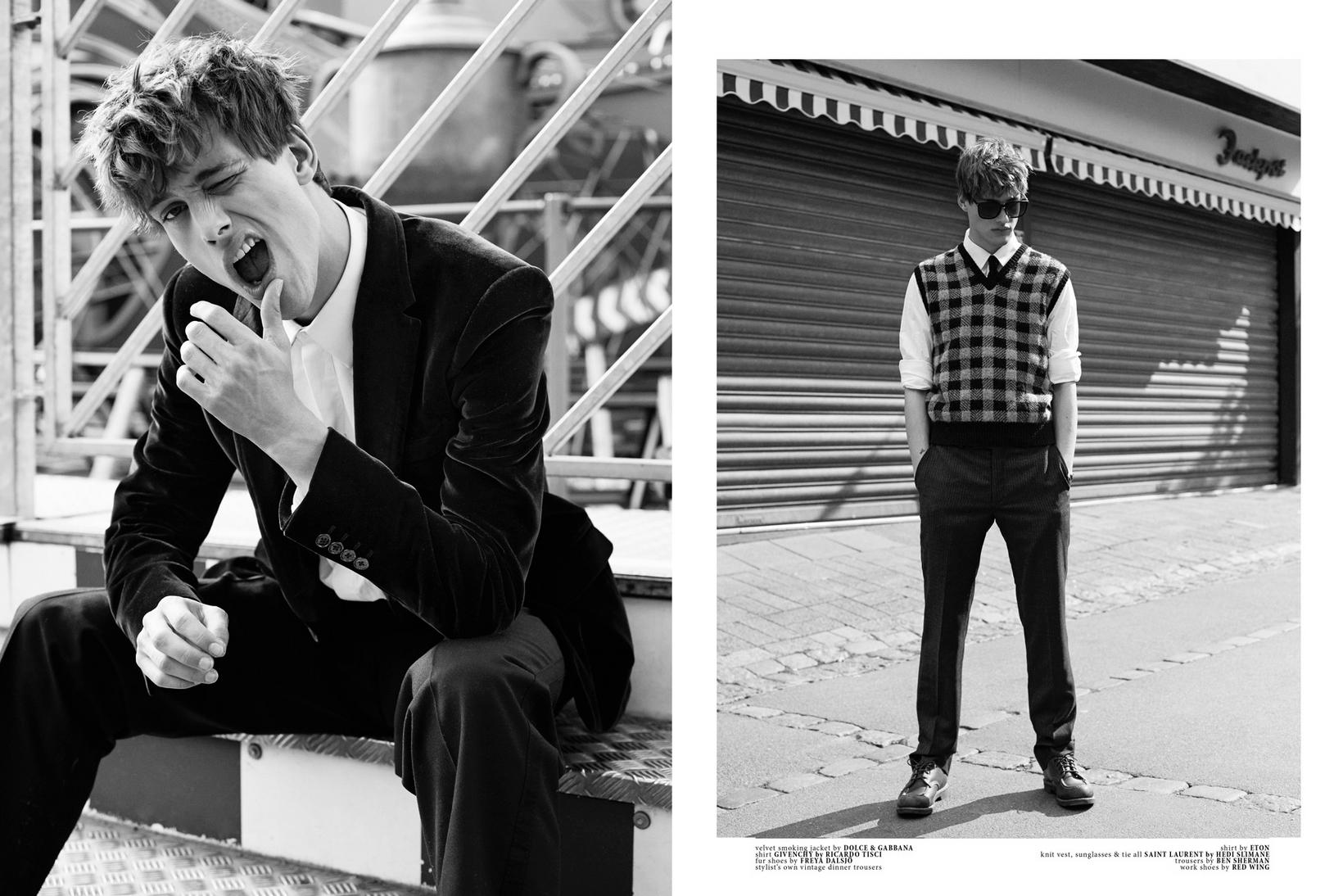 Pretty Tough Magazine, Photographers HORDUR INGASON