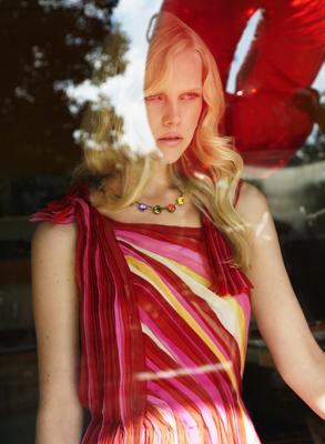 Pretty Tough Magazine, Photographers TIERNEY GEARON-