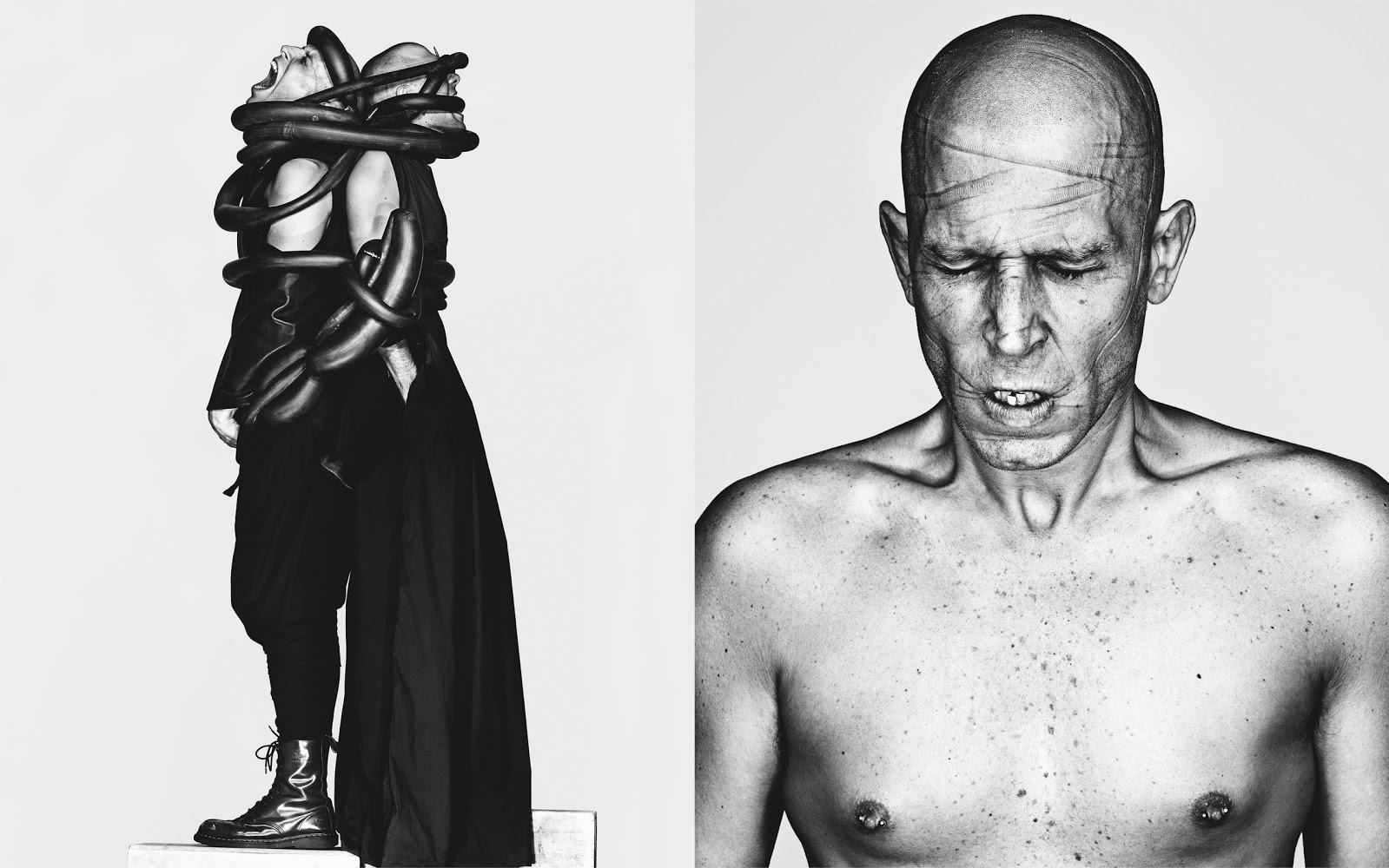 Weirdo mag. Magazine, Photographers CHRISTIAN ANWANDER