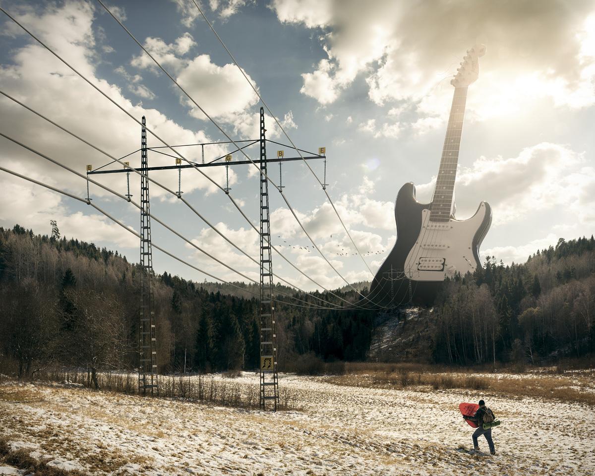 Weirdo mag. Magazine, Photographers ERIK JOHANSSON
