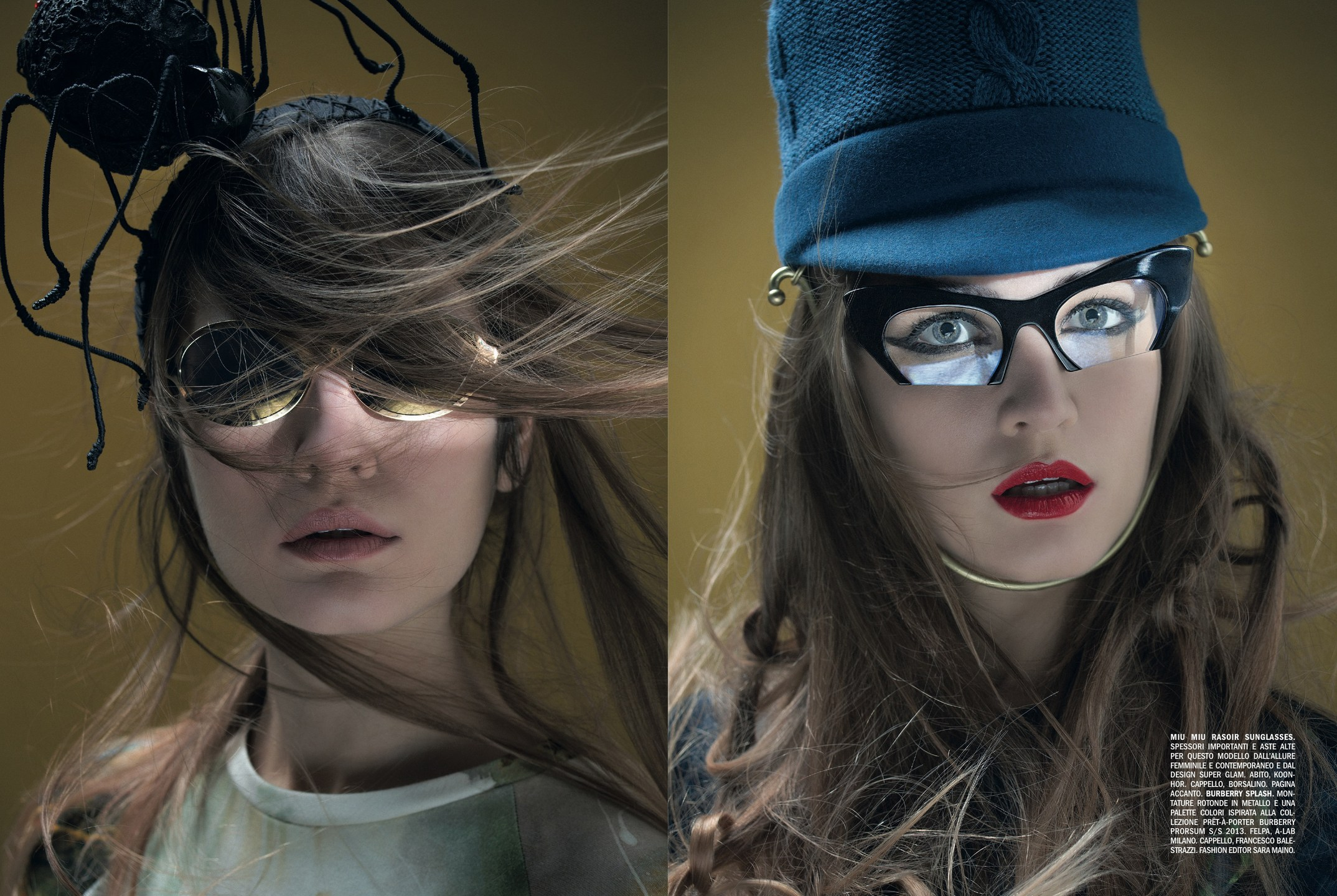 Weirdo mag. Magazine, Photographers ROSI DI STEFANO -4