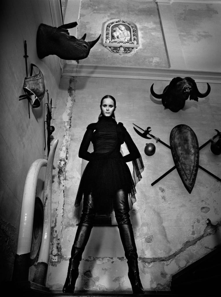 Grimoire-C Magazine, Photographers DANIELA FEDERICI