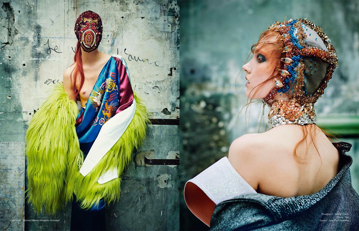 Grimoire-C Magazine, Photographers NICOLAS GUERIN
