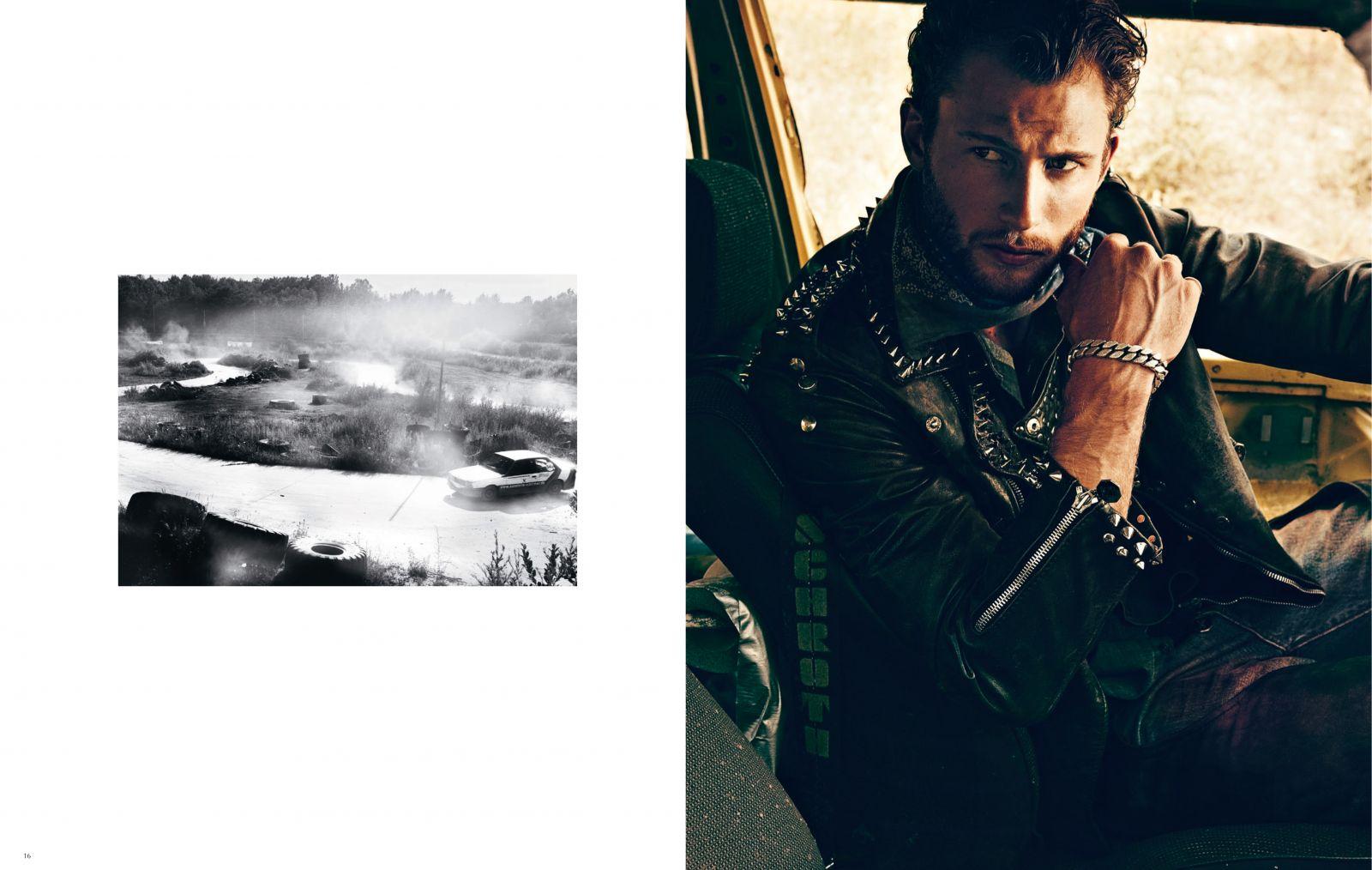 Helix Magazine, Photographers MARKUS JANS