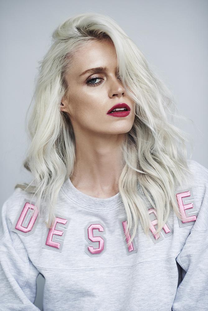 Pretty Tough Magazine, Hair & Makeup Artists ANETA KOSTRZEWA