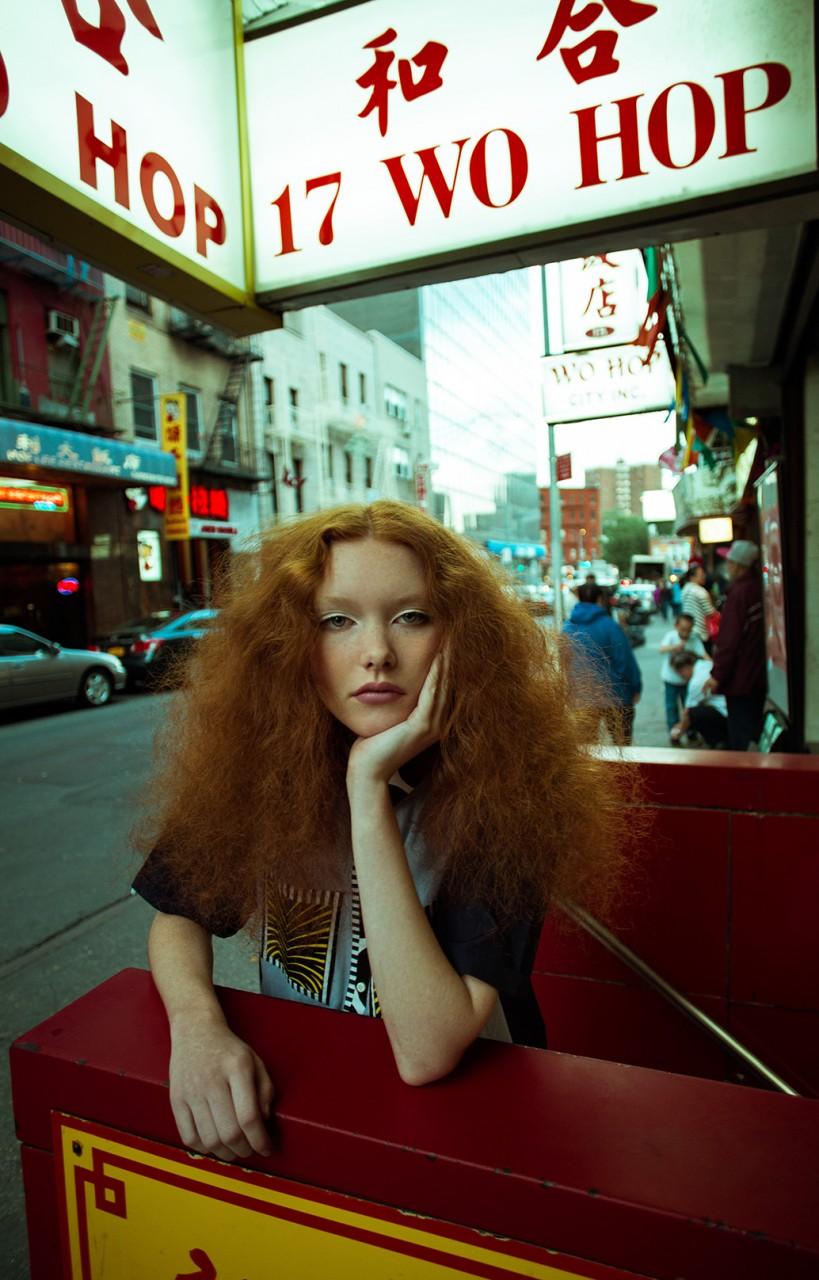 Weirdo mag. Magazine, Photographers KATHRYNA HANCOCK