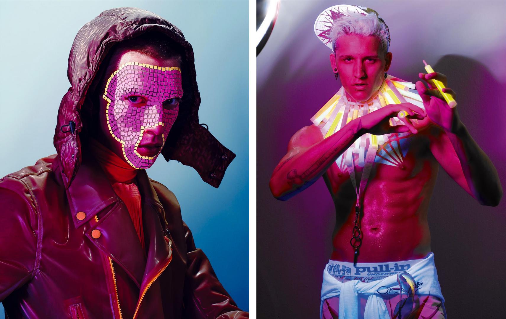 Weidro mag. Magazine, Photographers RICHARD BURBRIDGE -Art + COMMERCE