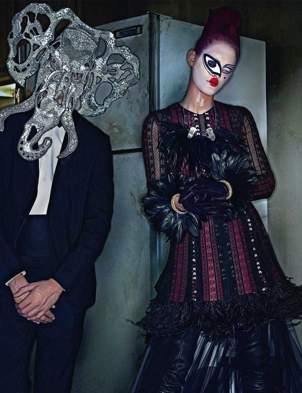 Weirdo mag. Magazine, Photographers EDWARD ENNINFUL