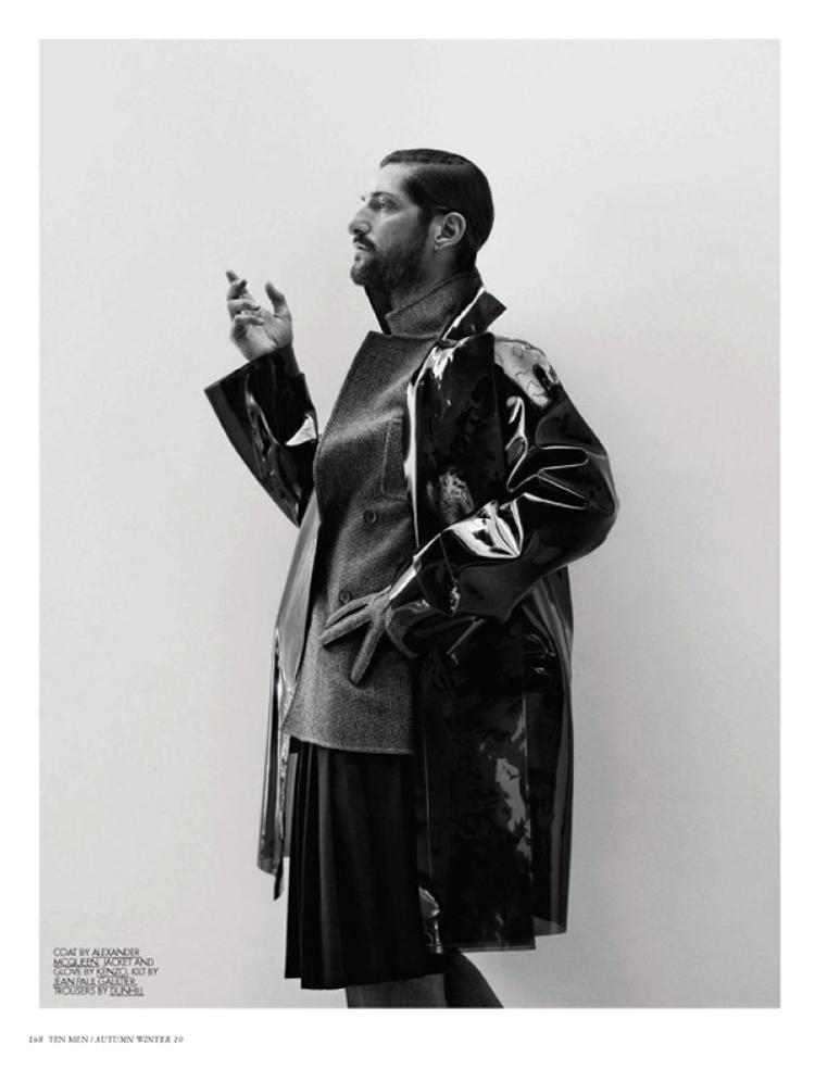 Helix Magazine, Photographers PAUL WETHERELL