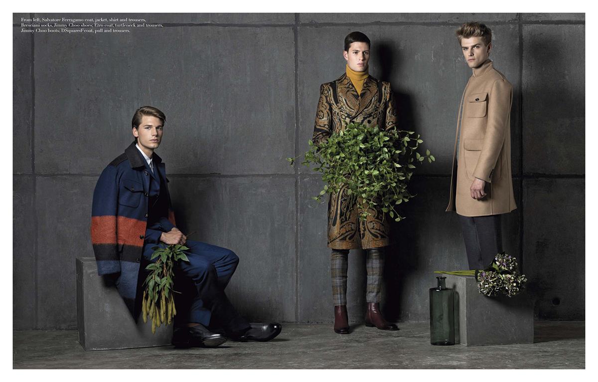 Helix Magazine, Photographers SABRINA MELLACE